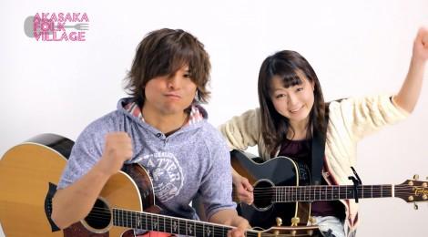 となりのトトロ / Akasaka Folk Village【歌ってみた】